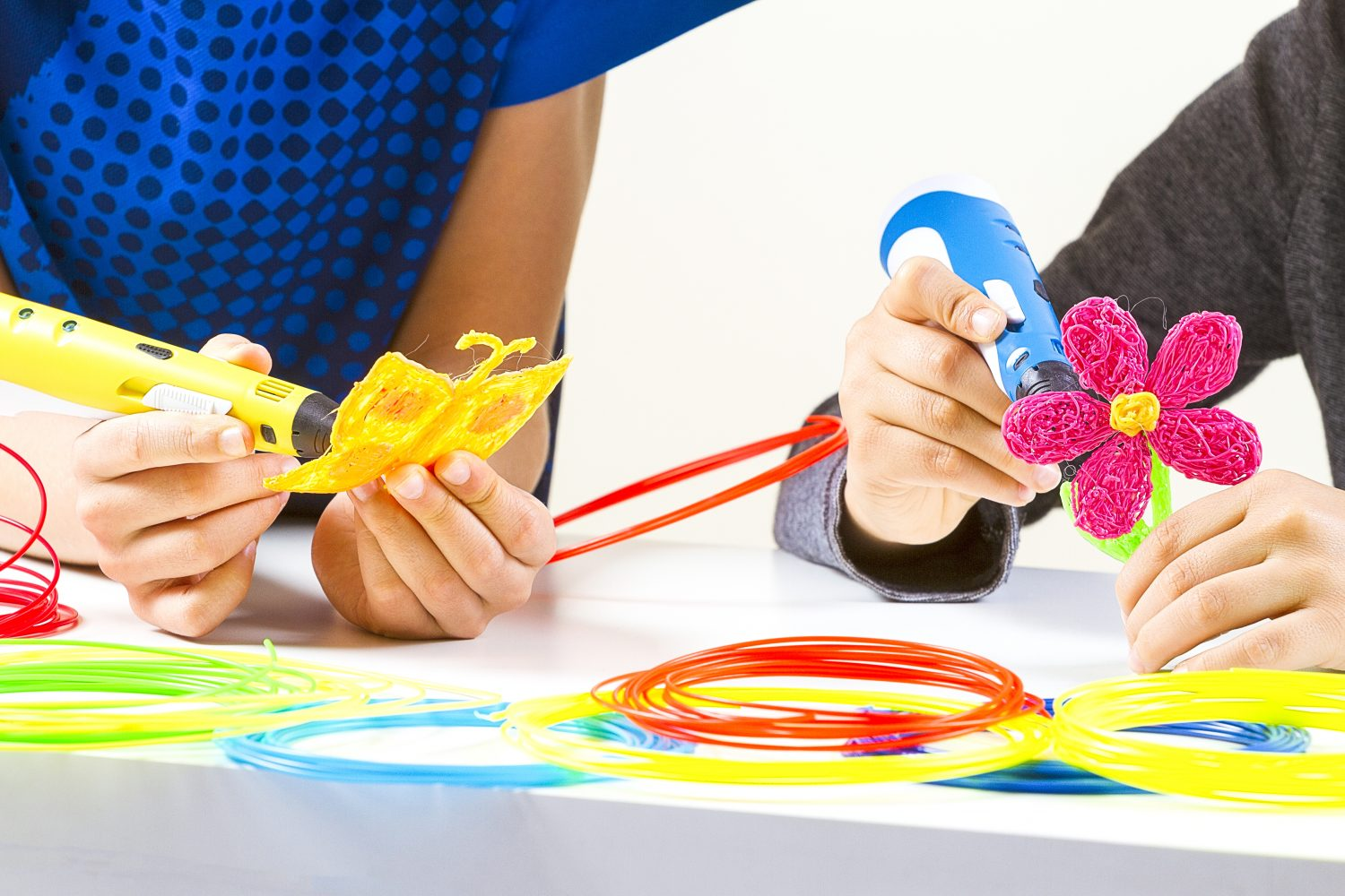 Create Art with 3D Pens