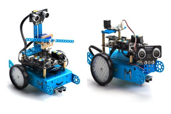Explorer Robotics Builder with mBot (Level II)