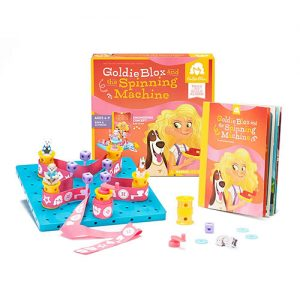 GoldieBlox Best STEM Toys for Girls